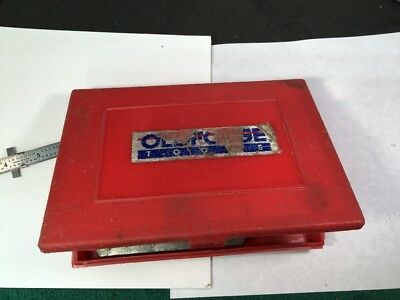 Old Forge Tools 7203 Double Flaring Tool kit - Made In USA - In Red Case