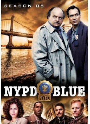 NYPD Blue - Season 5 (DVD 6-Disc Set) - FACTORY SEALED
