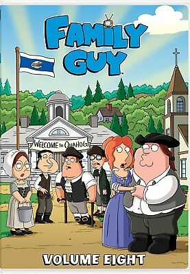 💿 FAMILY GUY Volume Eight (8) DVD Animation Comedy TV Shows Series
