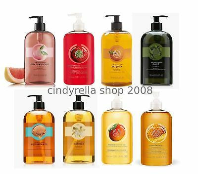 The Body Shop JUMBO Shower Gel 750ml ( Selection of Different Scent )