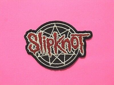 Slipknot New Official 2010 Stitched Patch Us Import Iron - On