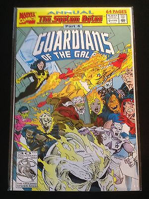 Guardians of the Galaxy Annual 2  (1992, Marvel)  VF
