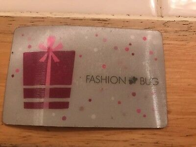 fashion bug gift card | Fashion Today