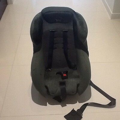 Baby car seat covertible
