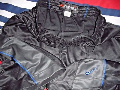 Mens - NIKE - BASKETBALL Shorts Black Blue Gray XL dri fit