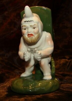 Pyrogene Figurine Imp Bar Bistro Match Striker Holder Art Deco-German Style Art
