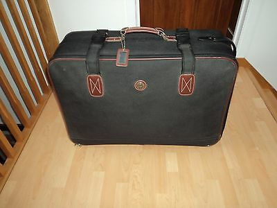 2b8e3a4cc Vintage Marco Polo Soft Sell two wheel Suitcase in good condition 45cm x  35cm. £14.99 Buy It Now 2h 34m. See Details. Carlton Suitcase