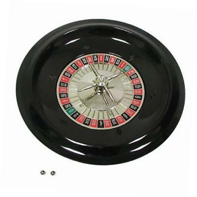 10-inch roulette wheel (wheel and balls only)