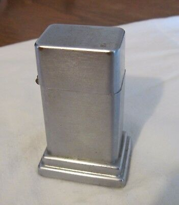 "Vintage 3 1/2""  Zippo   Table Lighter"