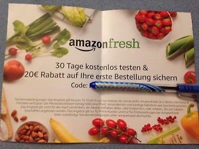 20fresh Amazon Gutschein