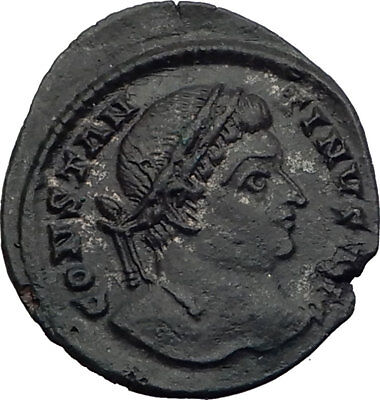 CONSTANTINE I the Great VICTORY over SARMATIA London Ancient Roman Coin i64051