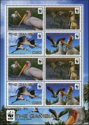 2011, Gambia, 6499-02 KB ZD, ** (100002471)