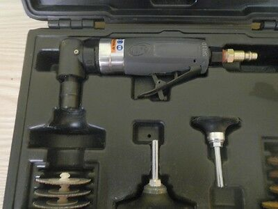 Ingersoll Rand Medium Duty Angle Die Grinder and Prepping Kit