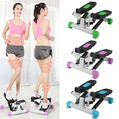 Stepper Power Swing Twister Expander ROPE FITNESS CROSS CYCLETTE NUOVO EI