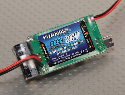 RC Turnigy 5A (8-26v) SBEC for Lipo