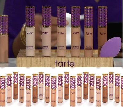 Tarte Shape Tape Contour Concealer Fair Medium Beige Light- Various Shades BNIB