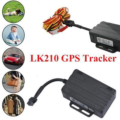 Car GSM GPS Tracker Real Time Phone SMS Global Locator Anti-Theft Alarm New Z0O2