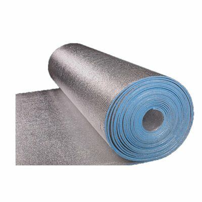 XPE Foam 20m2 Foil Shed House Insulation  Heat Cold-Shield Steel Metal Building