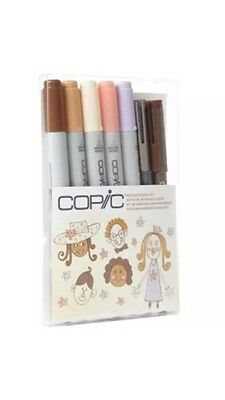 Copic Doodle Kit-People.