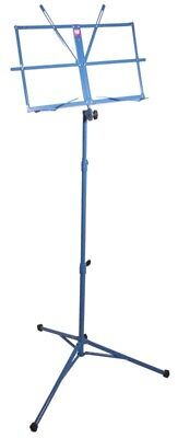 Pure Tone : Music Stand with Case (Blue) - All instruments - Music Stand - [ Pup