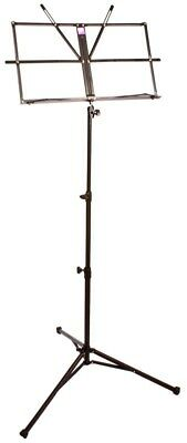 Pure Tone : Music Stand with Case (Black) - All instruments - Music Stand - [ Pu