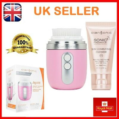 Clarisonic MIA FIT WOMEN'S Skin Care Sonic Cleansing System Pink UK Seller