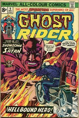 Ghost Rider (Vol. 1) #9 - FN-
