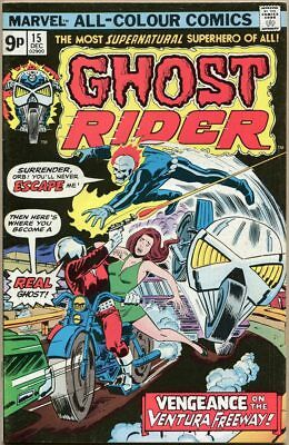 Ghost Rider (Vol. 1) #15 - FN
