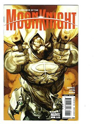 Lot of (3) Moon Knight #1 with variants See Description and Scans