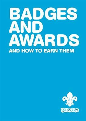 Beavers Badges and Awards Book Latest Edition