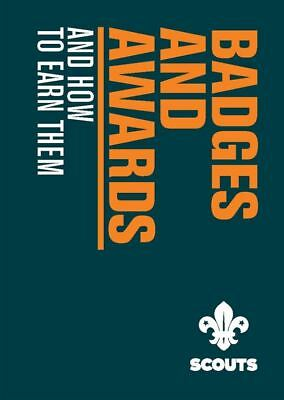 Scouts Badges and Awards Book Official