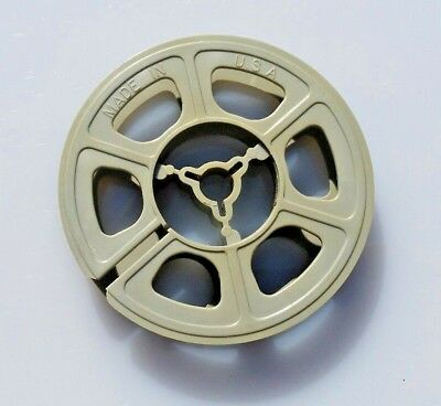 "Plastic 8mm Film Reel - appox. 3"" diameter"