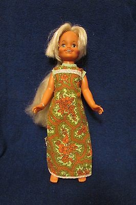 Vintage Dina Doll from the Ideal Crissy Growing Hair Family of Dolls