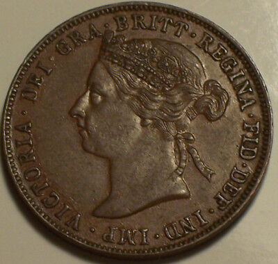 British East Africa Protectorate 1898 Victoria Pice. 6,400,000 Mintage.