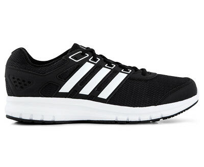 Adidas Men's Duramo Lite Trainer Shoe - Black/White