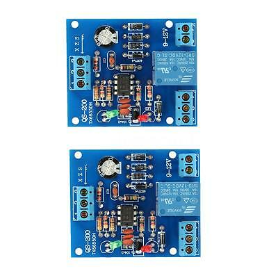 2PCS 9V-12V AC/DC Liquid Level Controller Detection Sensor Control Module C1G7