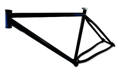 Charge Scissor BMX Black Frame Freestyle Single Speed