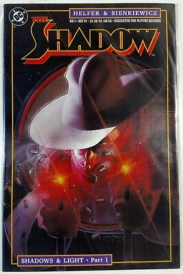 Shadow 3rd Series 1-19 + Annuals 1-2 (DC 1987-1989) Complete Series