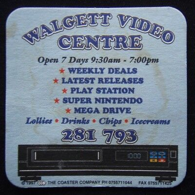 Walgett Video Centre 281793 1997 Coaster (B306)