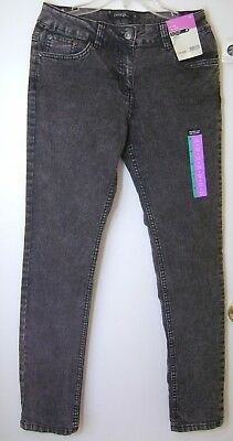 George Girls Slim Skinny Jeans Pant Jeggings Size 16 Youth NWT