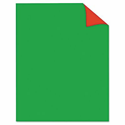 Royal Brites 24320 Two Cool Poster Board  22 x 28  RedGreen  25PK