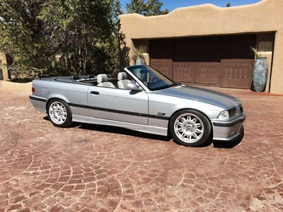 1996 BMW M3  1996 M3 Supercharged convertible with only 54,000 miles