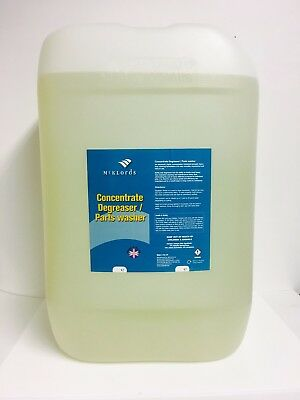 Super Concentrate Engine Degreaser & Cleaner. Parts Washer Cleaner. (25 Litres)