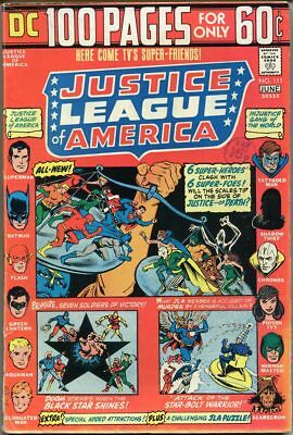 Justice League Of America #111 - VG-