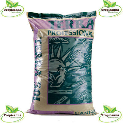Canna Terra Professional 50L Soil Growing Media With Added Perlite