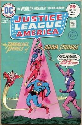 Justice League Of America #120 - FN-