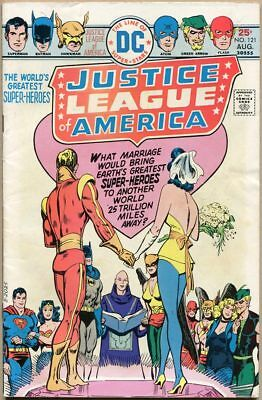 Justice League Of America #121 - VG+