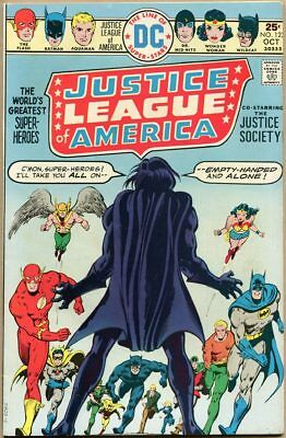 Justice League Of America #123 - FN+