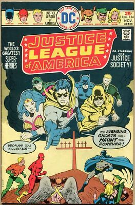 Justice League Of America #124 - FN