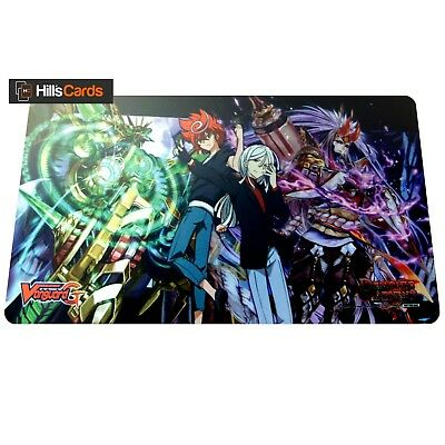 Cardfight Vanguard TGC Play-Mat - Demonic Advent G-BT11 - Trading Card Game Mat